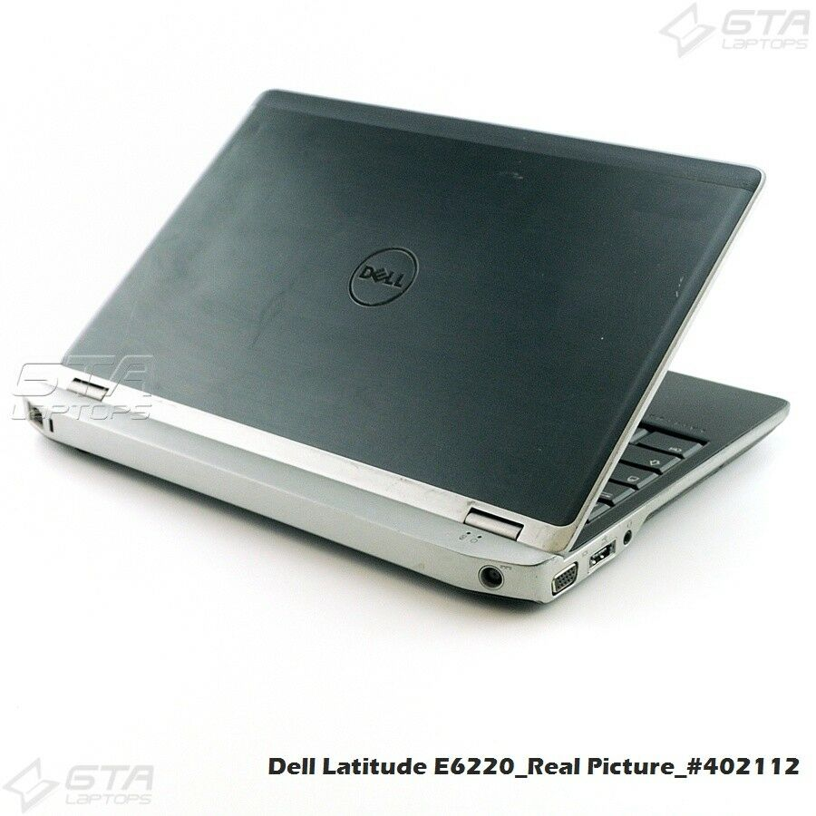 Dell Latitude E6220 Laptop i5-2520M CPU NO HDD/AC/BATTERY (#402112)