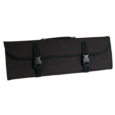 """Culinary Knife Bag 10 Pouch Knife Roll 28""""x20"""" Chef Knife Case NEW!"""