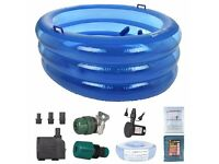La Bassine Maxi Birth Pool Maxi with essential kit