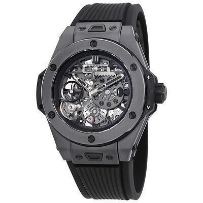 Hublot Big Bang Meca-10 Mens Limited Edition Hand Wound Watch 414.CI.1110.RX