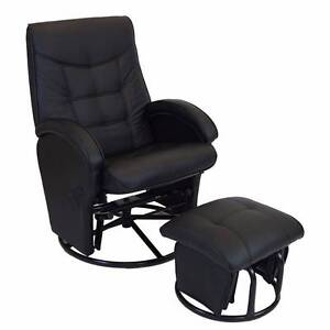 Babyhood Diva Glider Feeding Chair and Ottoman Ferntree Gully Knox Area Preview