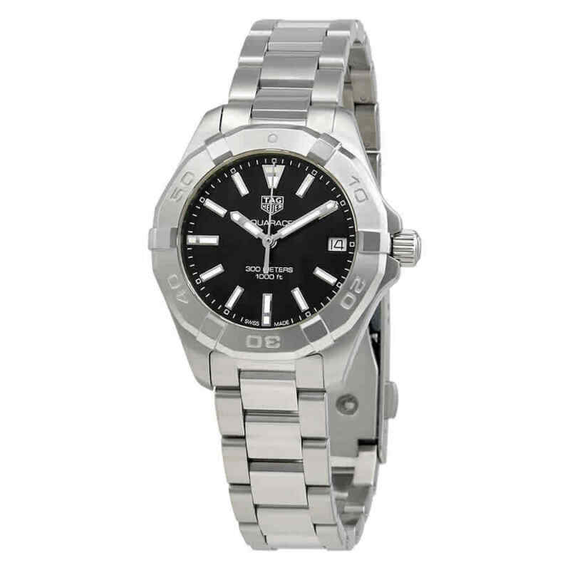 Tag-Heuer-Aquaracer-Black-Dial-Ladies-Watch-WBD1310.BA0740