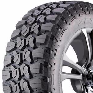 LT33x12.50R20 10 Ply M/T Mud Terrain Tire *Set of 4 $1150*