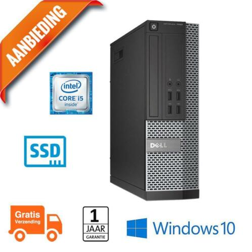 Dell OptiPlex 9020 CORE™ I5-4590 | 240GB SSD | 8GB | W10