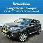 MrWheelson Range Rover Evoque v.a. € 27.500 of € 345 lease