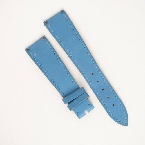 Bracelet for audemars piguet royal oak leather 14800 21mm turquoise