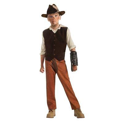 NEW NIP COWBOYS & ALIENS Jake Lonergan Halloween Costume Small OR Large Child