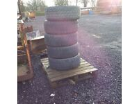 19-inch Land-Rover Discovery HSE Wheels and Tyres
