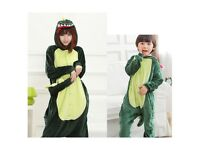 Dinosaur Dress-Up Costume Onesie Pyjamas Kigurumi DR2 NEW