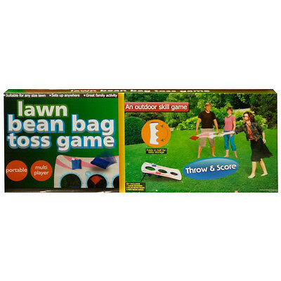 Outdoor Lawn Bean Bag Toss Game Board Tailgate Cornhole Target Portable Camping - Bean Bags Target