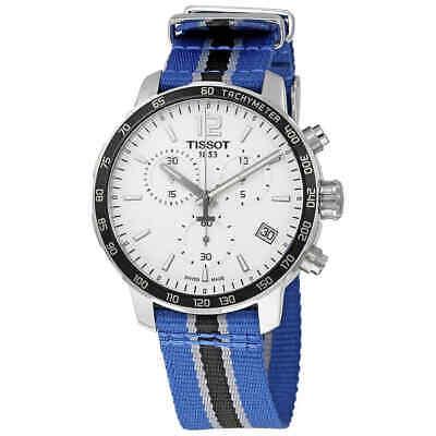 Tissot Quickster Minnesota Timberwolves Chronograph Men's Watch