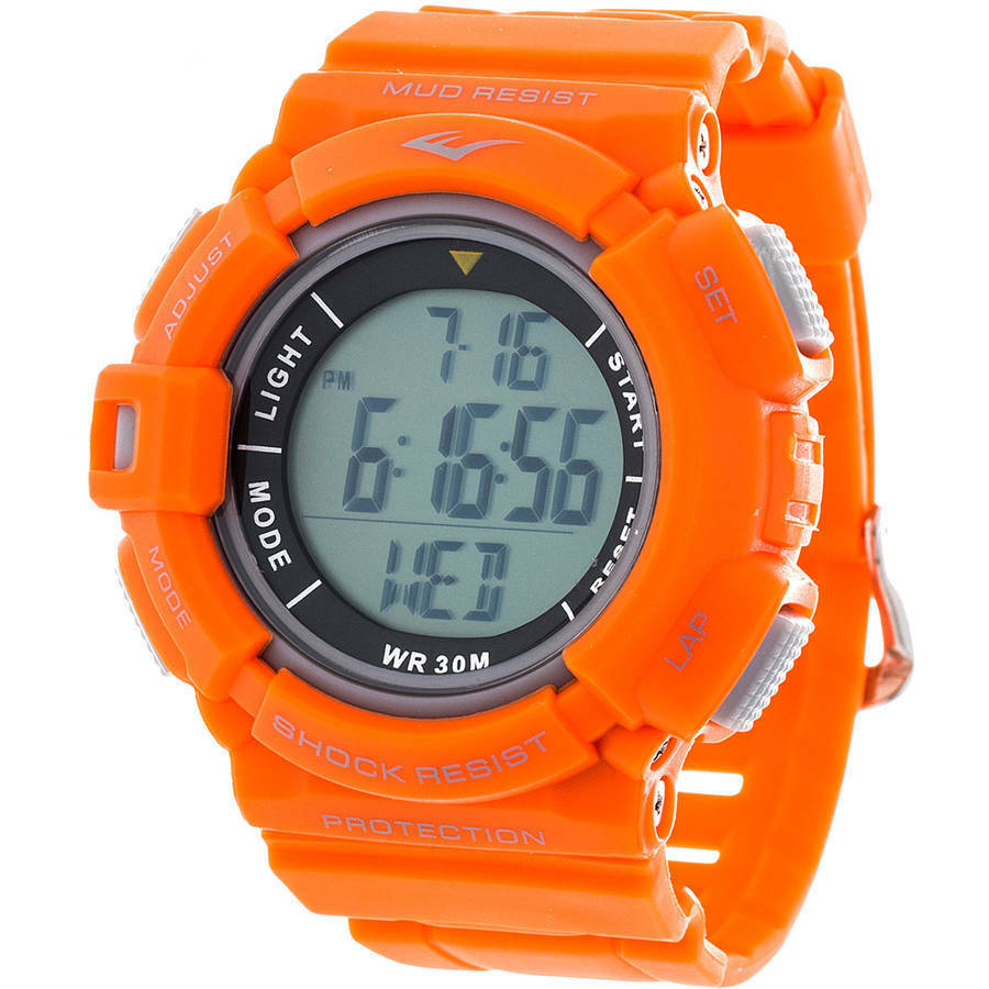 Everlast HR4 Activity Tracker and Heart Rate Monitor Watch w