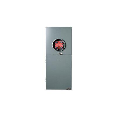 Squared Homeline Csed 200-amp 8-space 16-circuit Outdoor Main-breaker Load-panel