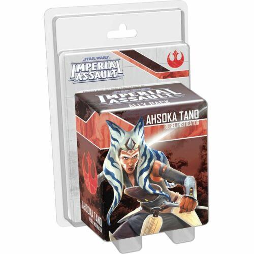 Star Wars: Imperial Assault: Ahsoka Tano Rebel Instigator New