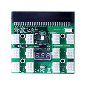 Breakout Board Adapter for HP 121200W/750W with 12 x 6 pin Ports SALE