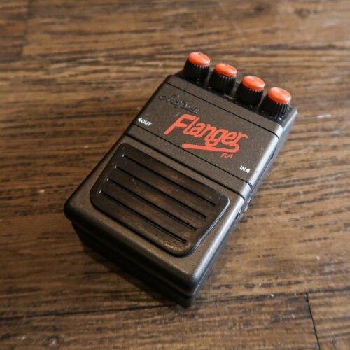 Aria Pro II FL-1 Flager 80s Vintage Guitar Effects Pedal Rare
