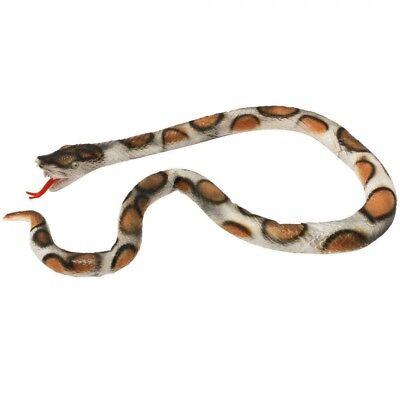 Il 6FT Gummi Schlange Python Australischer Tag Dschungel Dekoration Kostüm - Dschungel Tag Kostüm