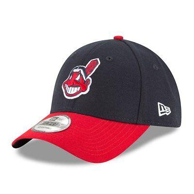 Cleveland Indians Cap MLB Baseball  New Era Cap  9forty Klettverschluss Kappe