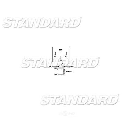 A/C Clutch Relay-Horn Relay Standard RY-265