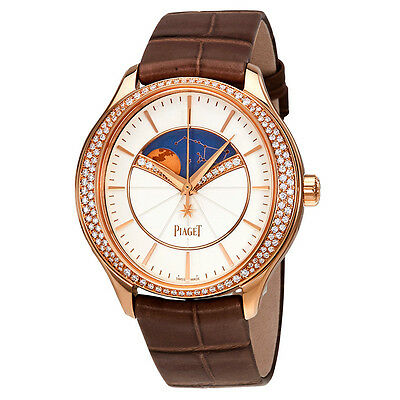 Piaget Limelight Stella White Dial Automatic Ladies Watch G0A40123