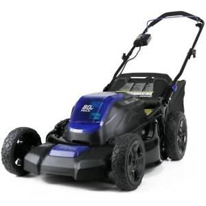 Kobalt Cordless Electric Lawn Mower (80V Brushless Cordless)