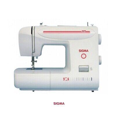 Máquina de coser SIGMA 307 con bolsa de regalo