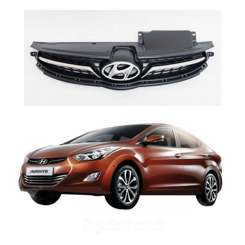 2012 hyundai elantra chrome ebay. Black Bedroom Furniture Sets. Home Design Ideas