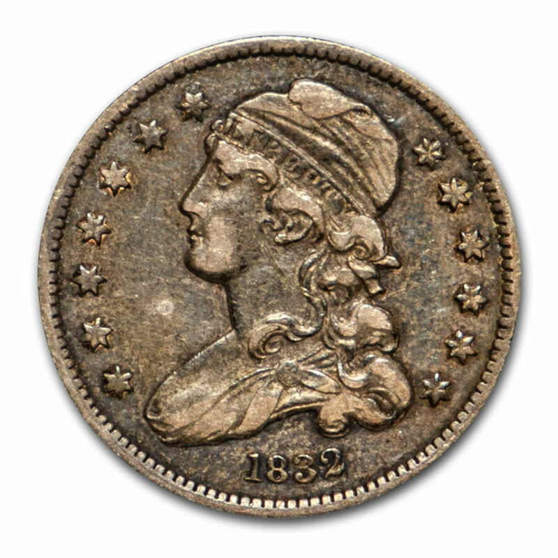 1832 Capped Bust Quarter VF - SKU#213072