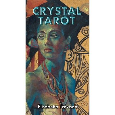 NEW Crystal Tarot Deck Cards Lo Scarabeo