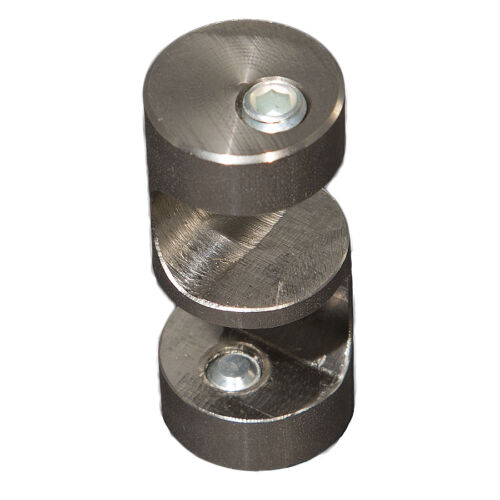 Lee Engineering Stainless Steel Open Lab Rod Connector