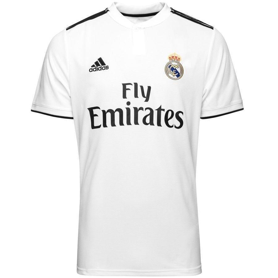 e8125a682 Real Madrid Home Shirt 2018 19