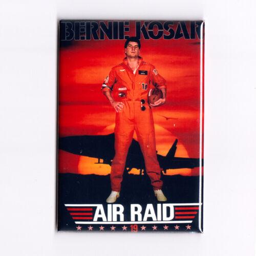 "BERNIE KOSAR / AIR RAID - 2""x3"" FRIDGE MAGNET (poster cleveland browns costacos)"