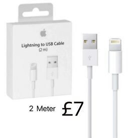 Apple 1m  2m  cable