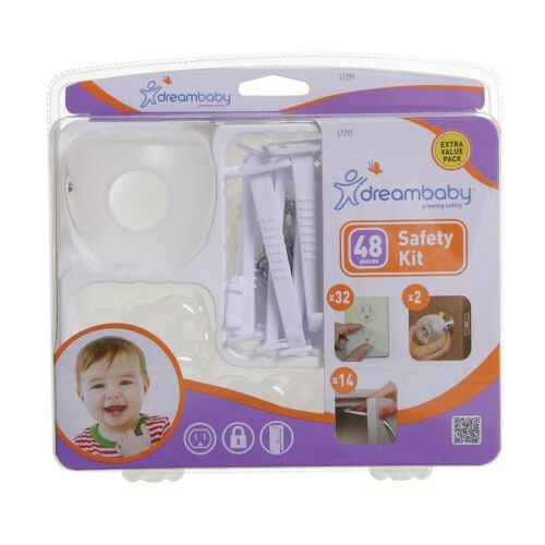 Dreambaby 48 Piece Children Safety Kit L7291 NEW