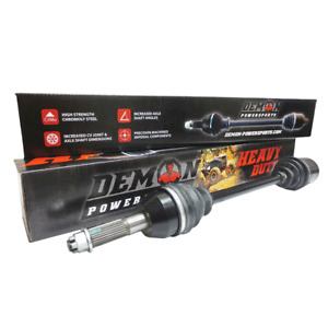 Demon Axles for ATV's and Side x Sides