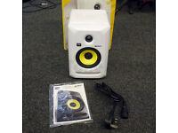 White KRK Rokit RP5 G3 Studio Monitor (Single)