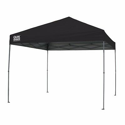 Instant Canopy Quick Shade 10x10 Slant Leg Outdoor (Leg Outdoor Shade Canopy)