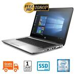 HP Elitebook 840 G3 Core i5 6300U 256GB SSD 8GB 14 FHD W10