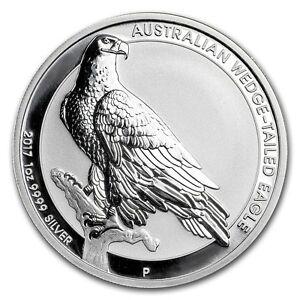 AUSTRALIA-WEDGE-TAILED-EAGLE-2017-1-oz-BU-Silver-Coin-in-Capsule