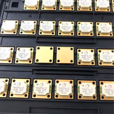 Tga2576-cs 2.5 To 6 Ghz Gan Hemt Power Amplifier 1pcs