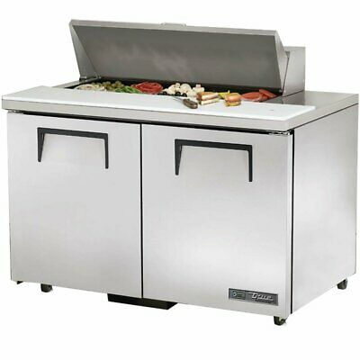 True Tssu-48-10-ada-hc 48 Sandwich Salad Unit Refrigerated Counter
