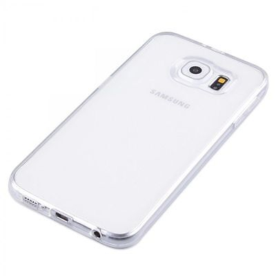 Silicon Hülle (Samsung Galaxy S7 Silikon Case Silicon Schutzhülle Hülle Schale Tasche TPU)