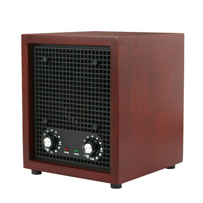 Home Air Purifier Ionic Ozone Ionizer Cleaner 3500SQF Fresh