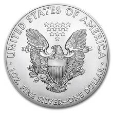 2015 Silver American Eagle 1oz Silver Coins (Uncirculated) Prospect Prospect Area Preview