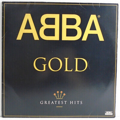 ABBA GOLD GREATEST HITS 2 LP GLOBO POLYDOR BRAZIL