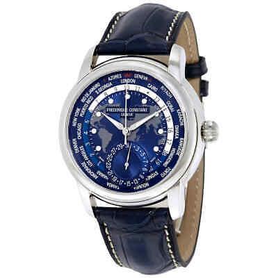 Frederique Constant Worldtimer Automatic Men's Watch FC-718NWM4H6