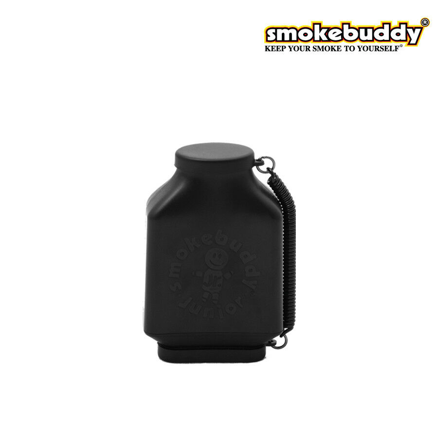 Smokebuddy - Personal Junior Weed Air Filter - BLACK