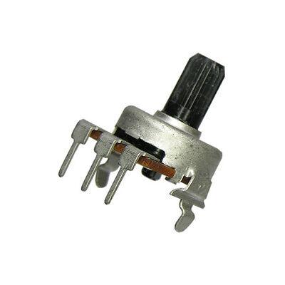 3x 10k Linear Taper Potentiometer Wcenter Detent 10 Alps 2a960