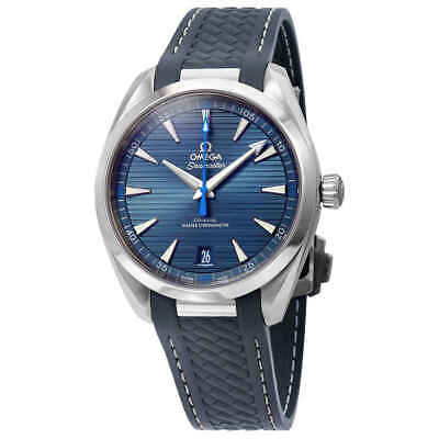 Omega Seamaster Automatic Blue Dial Men's Watch 220.12.41.21.03.002