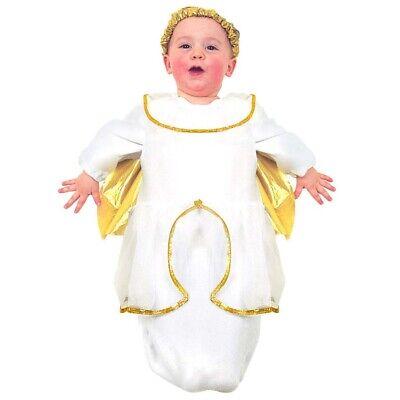 BABY ENGELSKOSTÜM Kleinkind Engel Kostüm Weihnachten Babykostüm Anzug Strampler